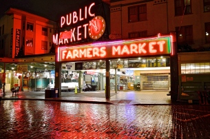 Seattle's Farmers Market