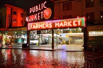 Seattle's Farmers Market