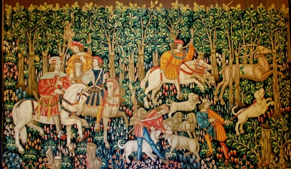 1400's Tapestry