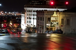 Pantages and The Rialto Theaters